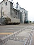 Grain Elevators on the railroad
