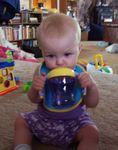 Mmm... precious water!