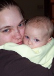 Annabel and Mommy