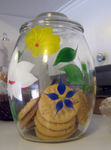 Our new cookie jar