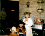 Halloween 1985: Bub, Laura & Bean