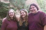 Bean, Jula and Jen