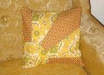 Sunshine Cushion front