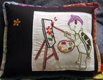 Artist Murtle Pillow