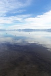 A perfect day and crystal clear lake @ Kings Beach