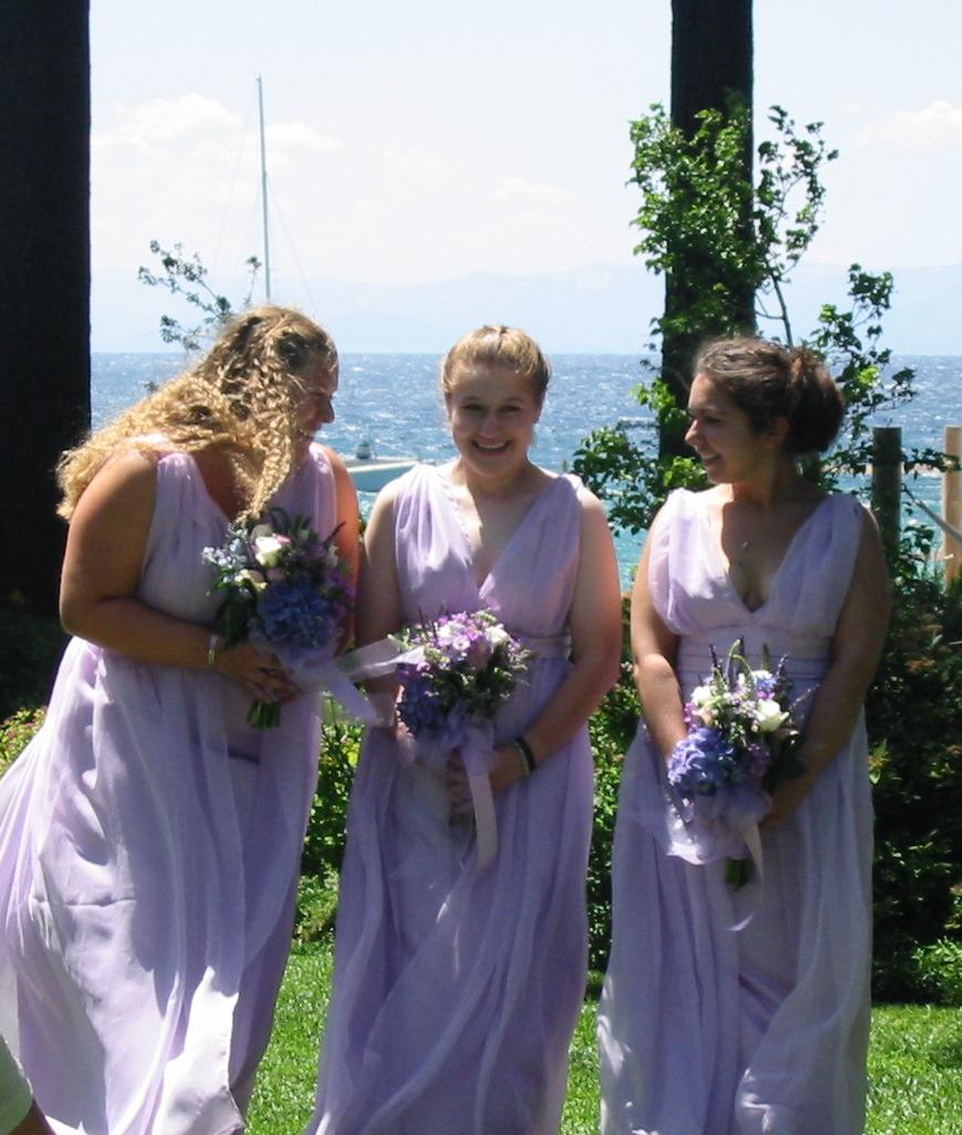 Jula, Bub and Laura