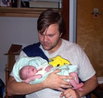 Daddy and Annabel